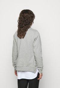 Bruuns Bazaar - RUBINE - Sweatshirt - light grey melange - 2