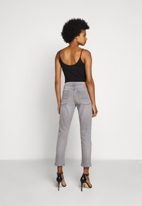 7 for all mankind - ASHER LUXE VINTAGE OFF DUTY - Slim fit jeans - grey - 2