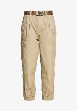 PANTS - Bukse - khaki