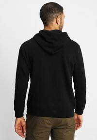 GAP - ARCH - Sweat à capuche - true black - 2