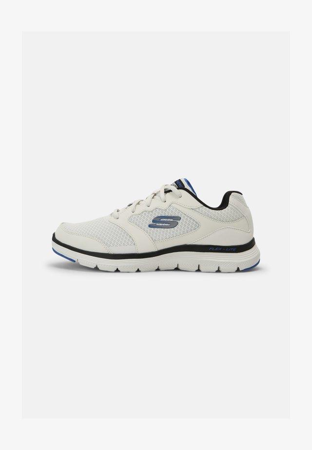FLEX ADVANTAGE 4.0 - Sneakersy niskie - white/black