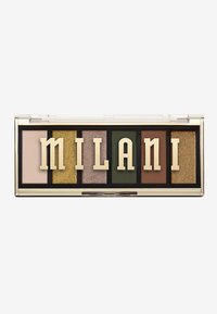 Milani - MOST WANTED PALETTES - Eyeshadow palette - outlaw olive - 0