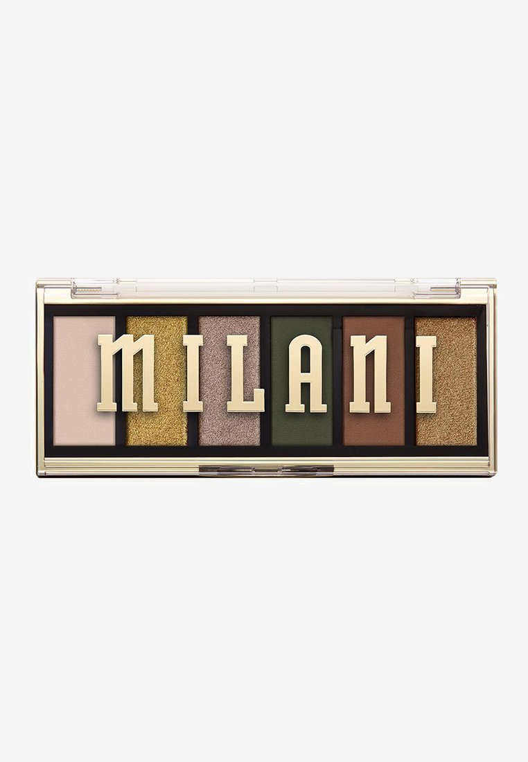 Milani - MOST WANTED PALETTES - Eyeshadow palette - outlaw olive