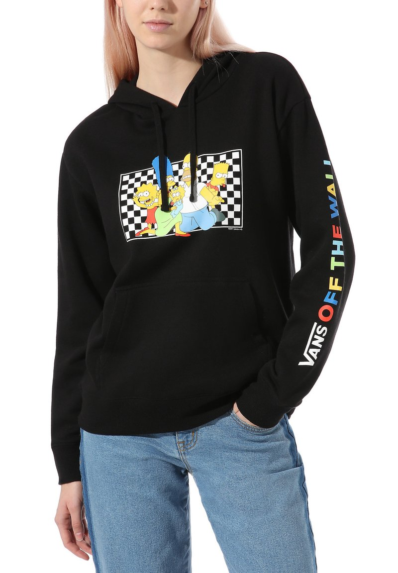 Vans - THE SIMPSONS FAMILY FLEECE - Hoodie - (the simpsons) family