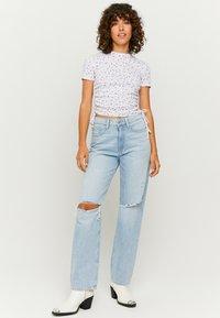 TALLY WEiJL - T-Shirt print - white - 1
