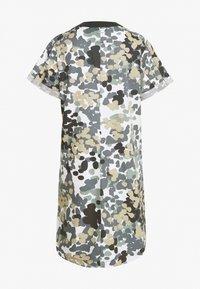 G-Star - WOVEN  - Denim dress - khaki/olive - 1