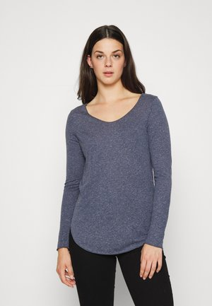 VMLUA  - Long sleeved top - ombre blue