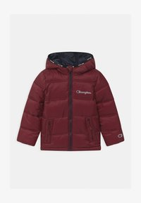 Champion - ROCHESTER HOODED UNISEX - Winter jacket - bordeaux - 0