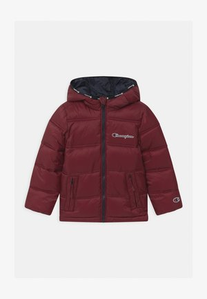 ROCHESTER HOODED UNISEX - Winter jacket - bordeaux