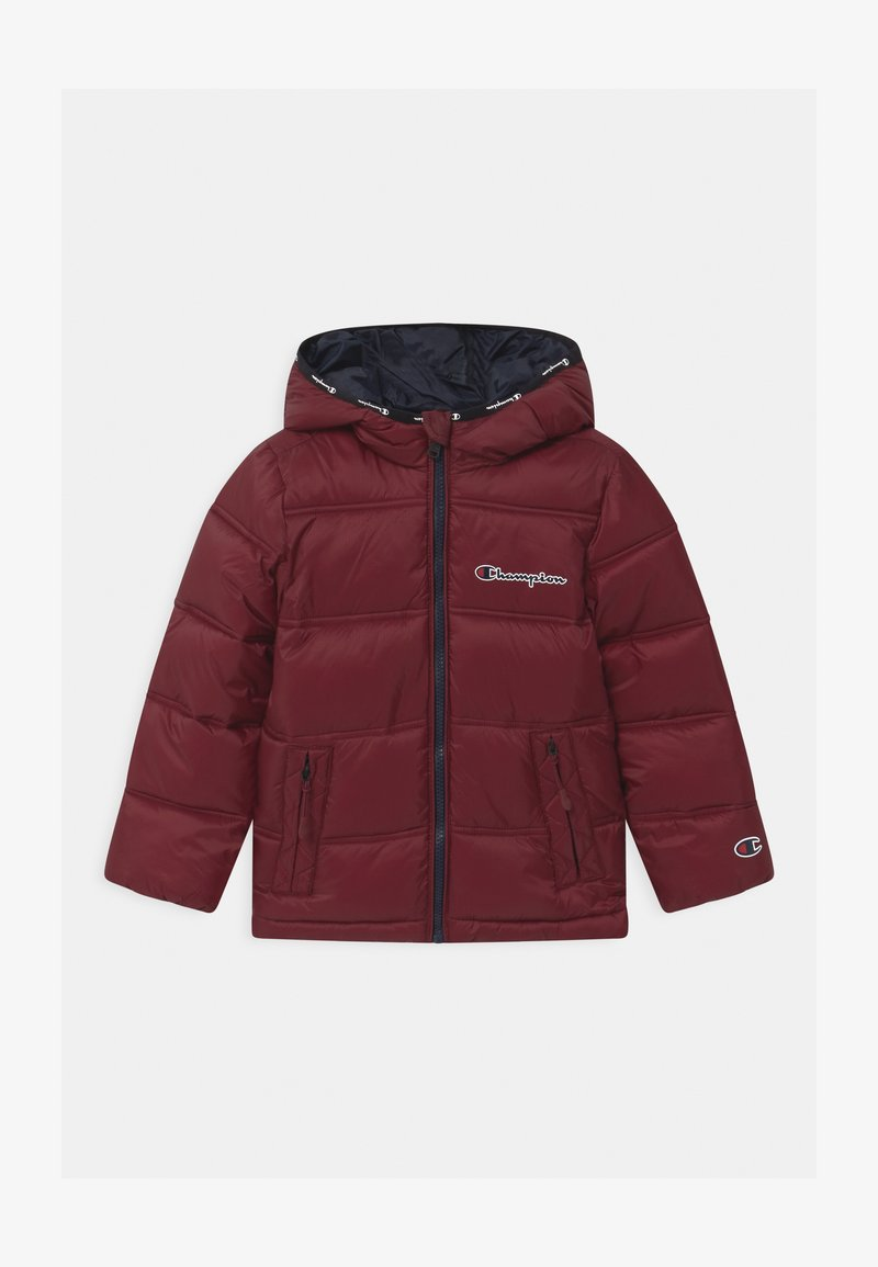 Champion - ROCHESTER HOODED UNISEX - Winter jacket - bordeaux