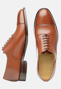 SHOEPASSION - NO. 545 - Smart lace-ups - red/brown - 1