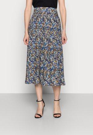 ELSIE PLEATSKIRT - Áčková sukně - azure blue