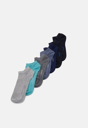 SNEAKER 7 PACK UNISEX - Socks - bristol blue mix