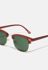 Zign - Okulary przeciwsłoneczne - brown/green - 2