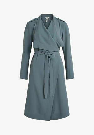 OBJANNLEE  - Trenchcoat - blue mirage
