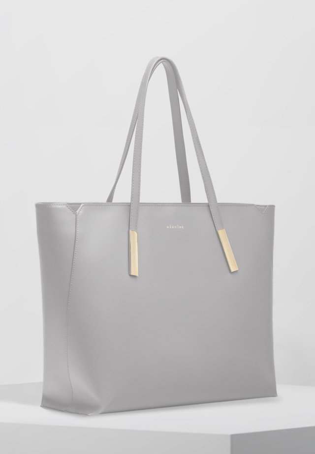 FRANCA - Tote bag - grey