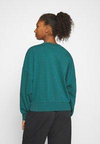 JDY - JDYGIANNA LIFE  - Sweatshirt - teal - 2