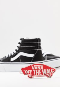 Vans - SK8 PLATFORM 2.0 - Zapatillas altas - black/true white - 6
