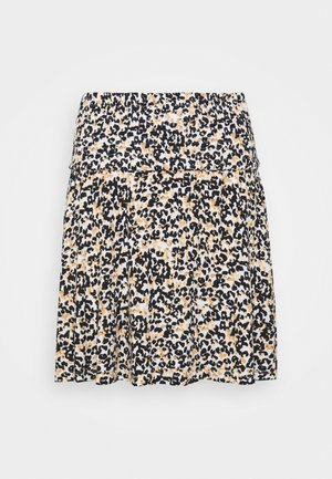 IHLISA  - Áčková sukně - tan