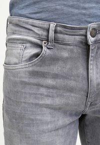 Petrol Industries - SEAHAM - Jeans slim fit - dustysilver - 4