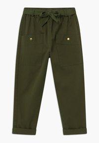 Soft Gallery - GABY - Kalhoty - ivy green - 1