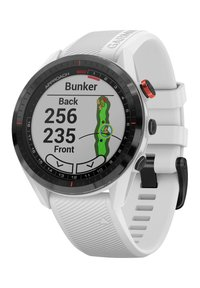"Garmin - GARMIN GPS-GOLFUHR ""APPROACH S62"" - Heart rate monitor - white - 6"