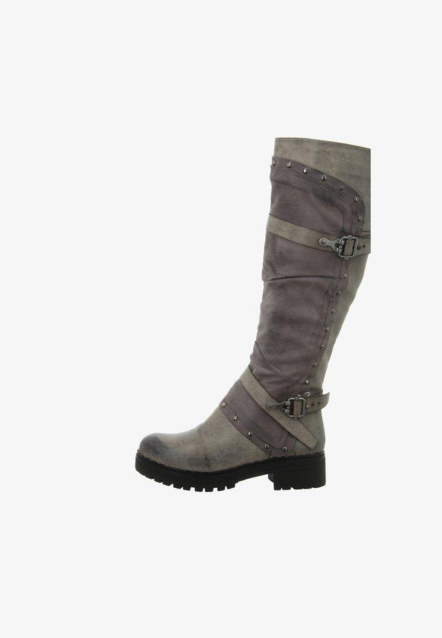 Boots - dk grey