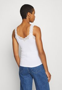 Abercrombie & Fitch - BARE CAMI 3 PACK - Top - black/white/navy - 3