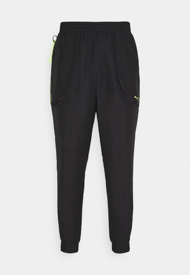 Puma - TRAIN FIRST MILE XTREME  - Pantalon de survêtement - puma black