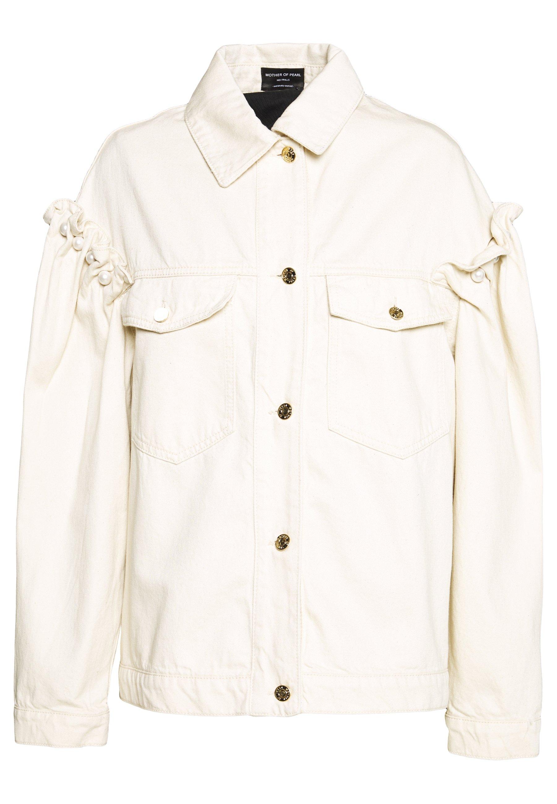 Women JACKET WITH SLEEVE - Denim jacket