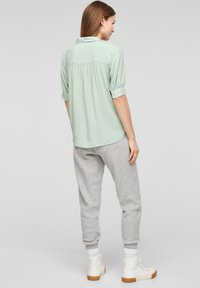 QS by s.Oliver - Button-down blouse - mint - 2