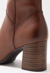 Tamaris - Boots - cognac - 2