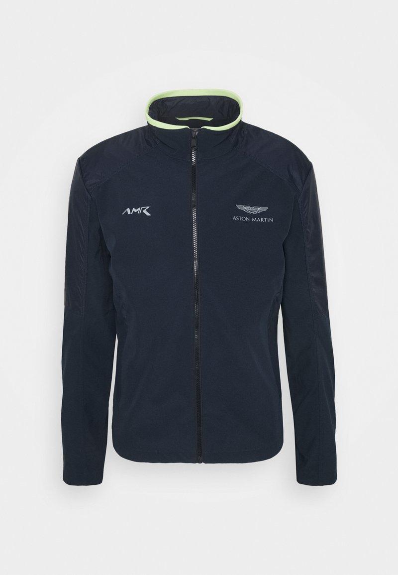 Hackett Aston Martin Racing - HYBRID BLOUSON - Giacca leggera - navy