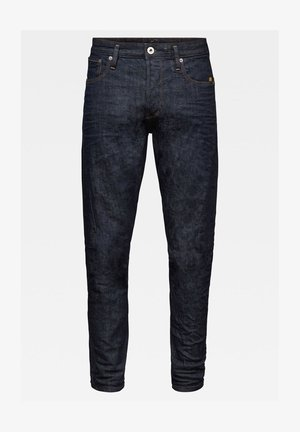 SCUTAR 3D SLIM TAPERED 3D RAW DENIM MEN - Jeans Tapered Fit -  raw denim