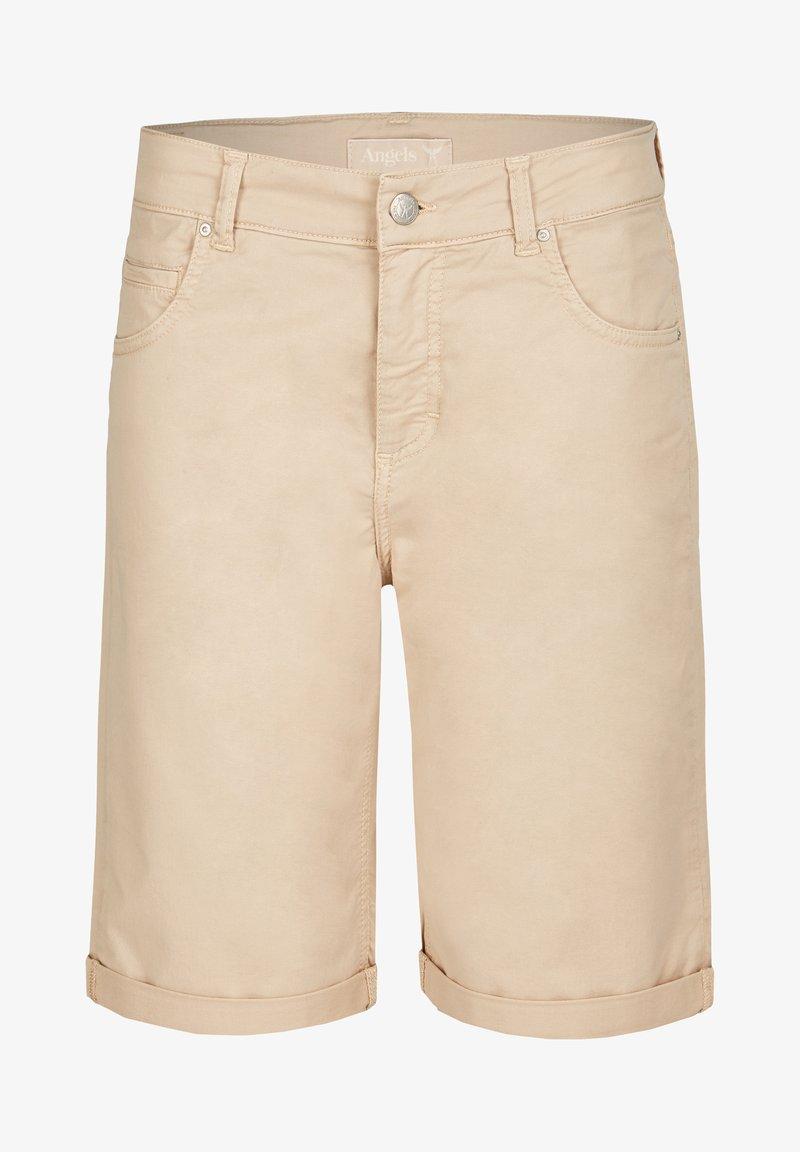 Angels - Denim shorts - sand