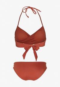 ONLY - ONLJULIE BRIEF SET - Bikini - bruschetta - 1