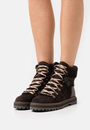 EILEEN - Winter boots - charcoal