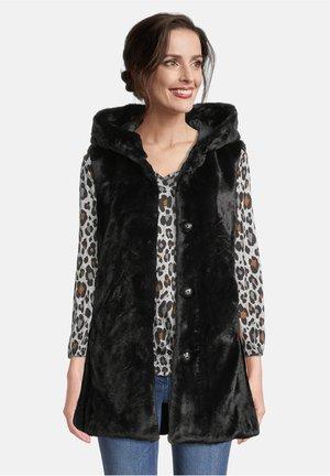 Waistcoat - schwarz