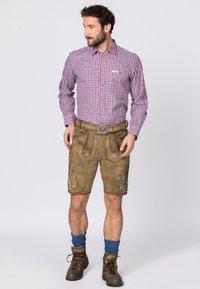 Stockerpoint - PORTOS - Shirt - blue/red - 1