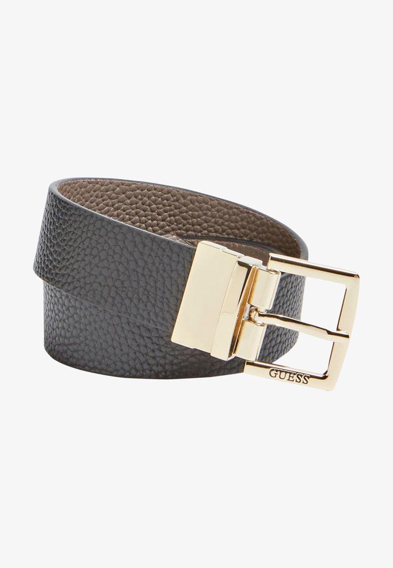 Guess - ALBY - Belt - schwarz