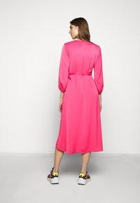 Escada Sport - DAISEN - Vapaa-ajan mekko - pink myrtle - 2