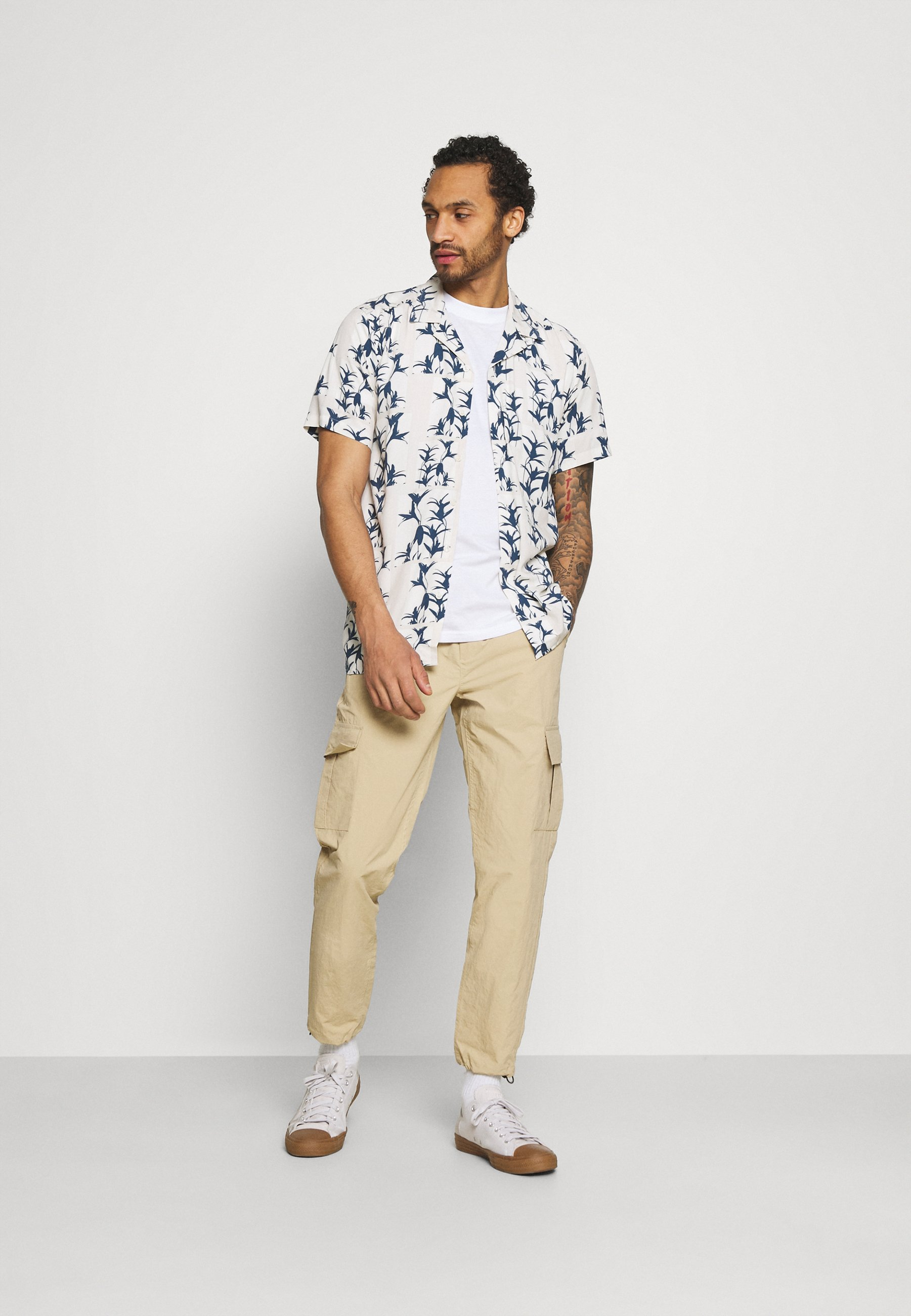 Men PASCAL PANTS - Cargo trousers