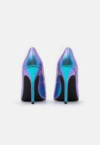 Even&Odd - Classic heels - multicolor - 3