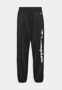 Champion Rochester - CUFF PANTS - Tracksuit bottoms - black - 0