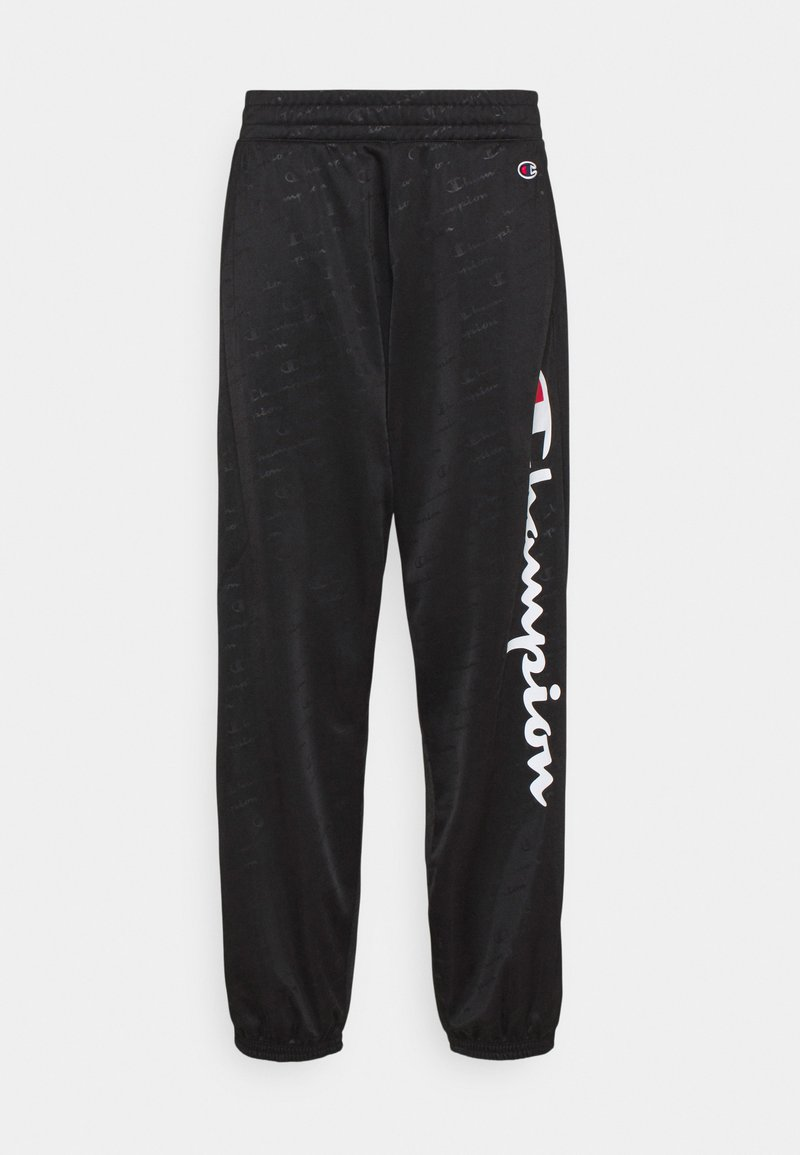 Champion Rochester - CUFF PANTS - Tracksuit bottoms - black