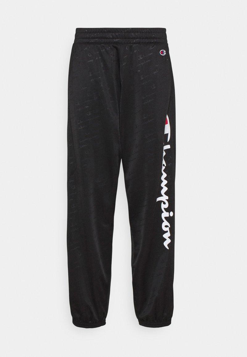 Champion Rochester - CUFF PANTS - Pantalones deportivos - black