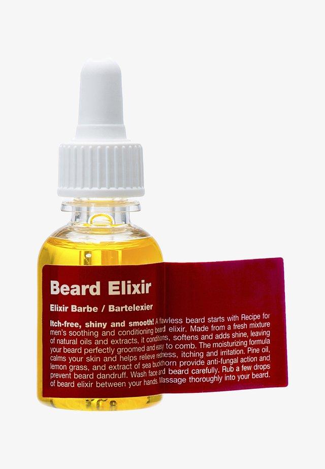 BEARD ELIXIR - Huile à barbe - -