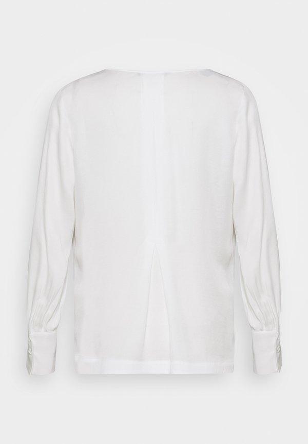 Esprit Collection BLOUSE - Bluzka - offwhite/mleczny OKPZ