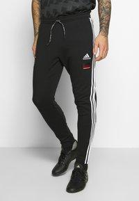 adidas Performance - DFB DEUTSCHLAND 3S PNT - National team wear - black - 0