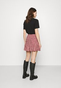 Mavi - PRINTED SKIRT - Mini skirt - mesa rose - 2